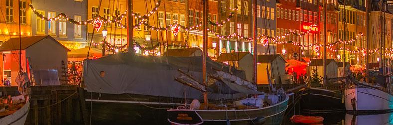 Ship To Denmark