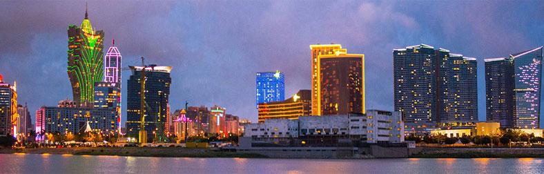 Ship To Macau
