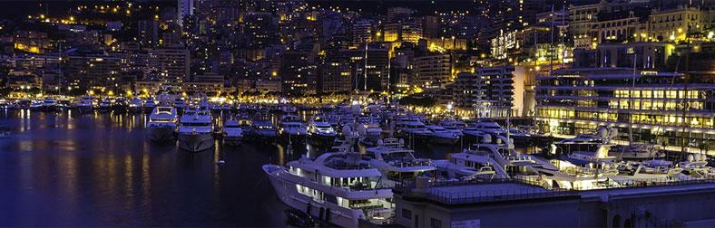 Ship To Monaco