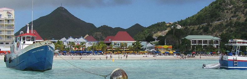 Ship To St. Maarten